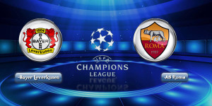 Prediksi Bola Bayer Leverkusen vs AS Roma 21 Oktober 2015
