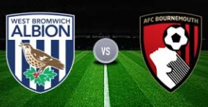 bournemount vs west bromwich